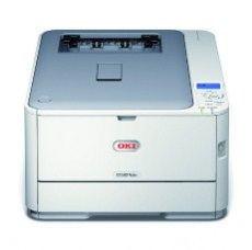 DN printer features especial High definition coloring character alongside genuinely versatile newspaper i OKI LED C301dn Printer Driver Download