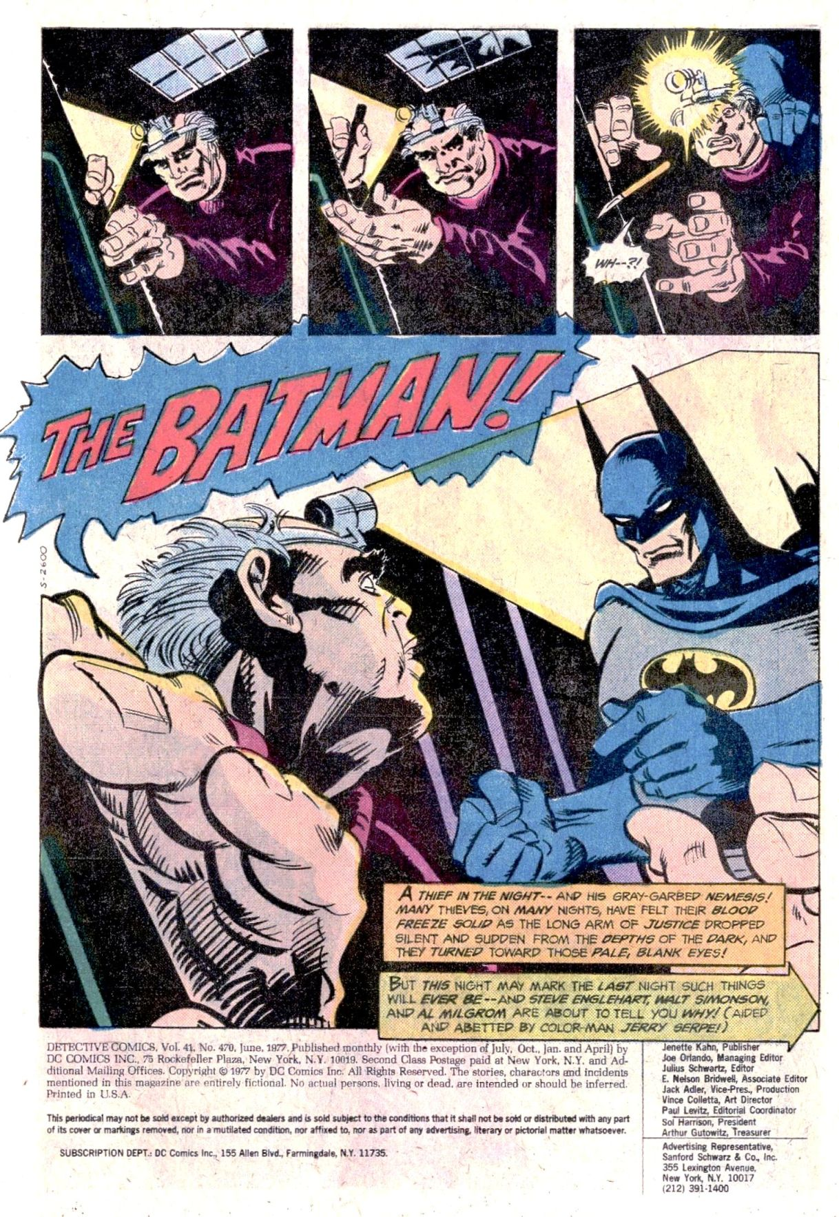 Detective Comics (1937) 470 Page 2