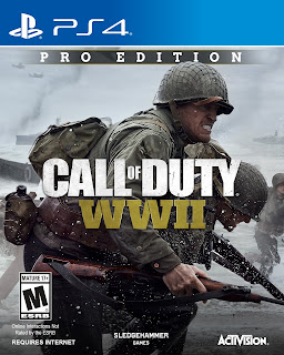 Call of Duty WWII PS4 free download full version