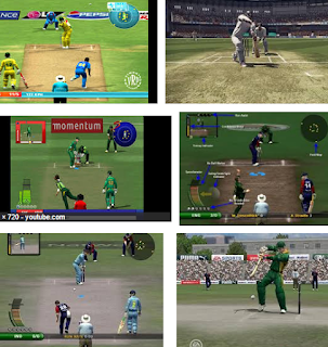 EA Cricket 07 PC Game + Crack Key Patch