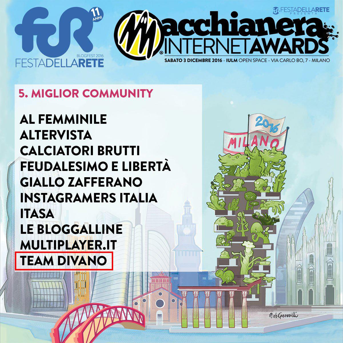 Iris Tinunin, Stylosophique, Miglior Sito Fashion Beauty, #MIA16, Oscar della Rete, Festa della Rete, Macchianera Internet Awards