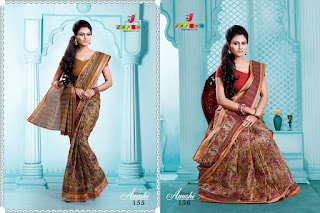 Anushi vol 4 JAPSON SAREES WHOLESALER LOWEST PRICE SURAT GUJARAT