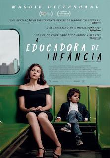 The Kindergarten Teacher - Poster & Trailer