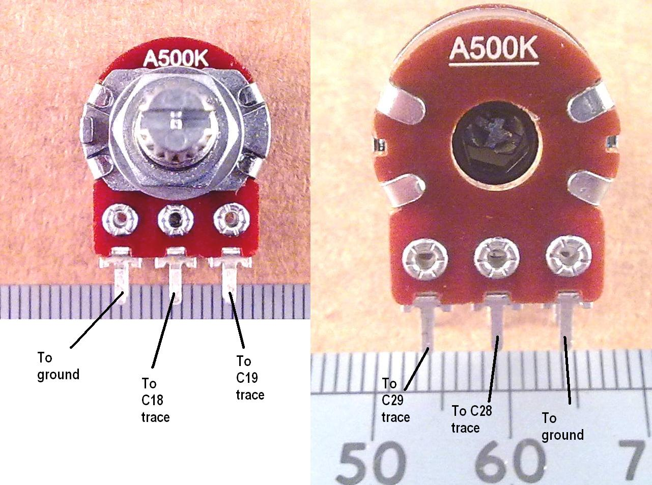 10k Ohm Audio Control Potentiometer With Spst Switch Wiring Diagram 2000 Mitsubishi Galant Stereo For A Diagrams 4 20ma