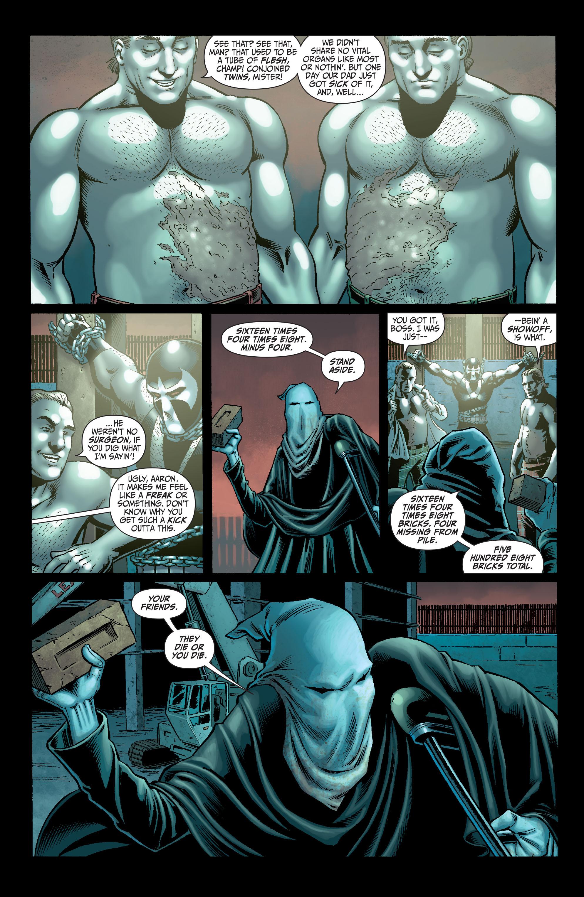 Read online Secret Six (2008) comic -  Issue #5 - 5