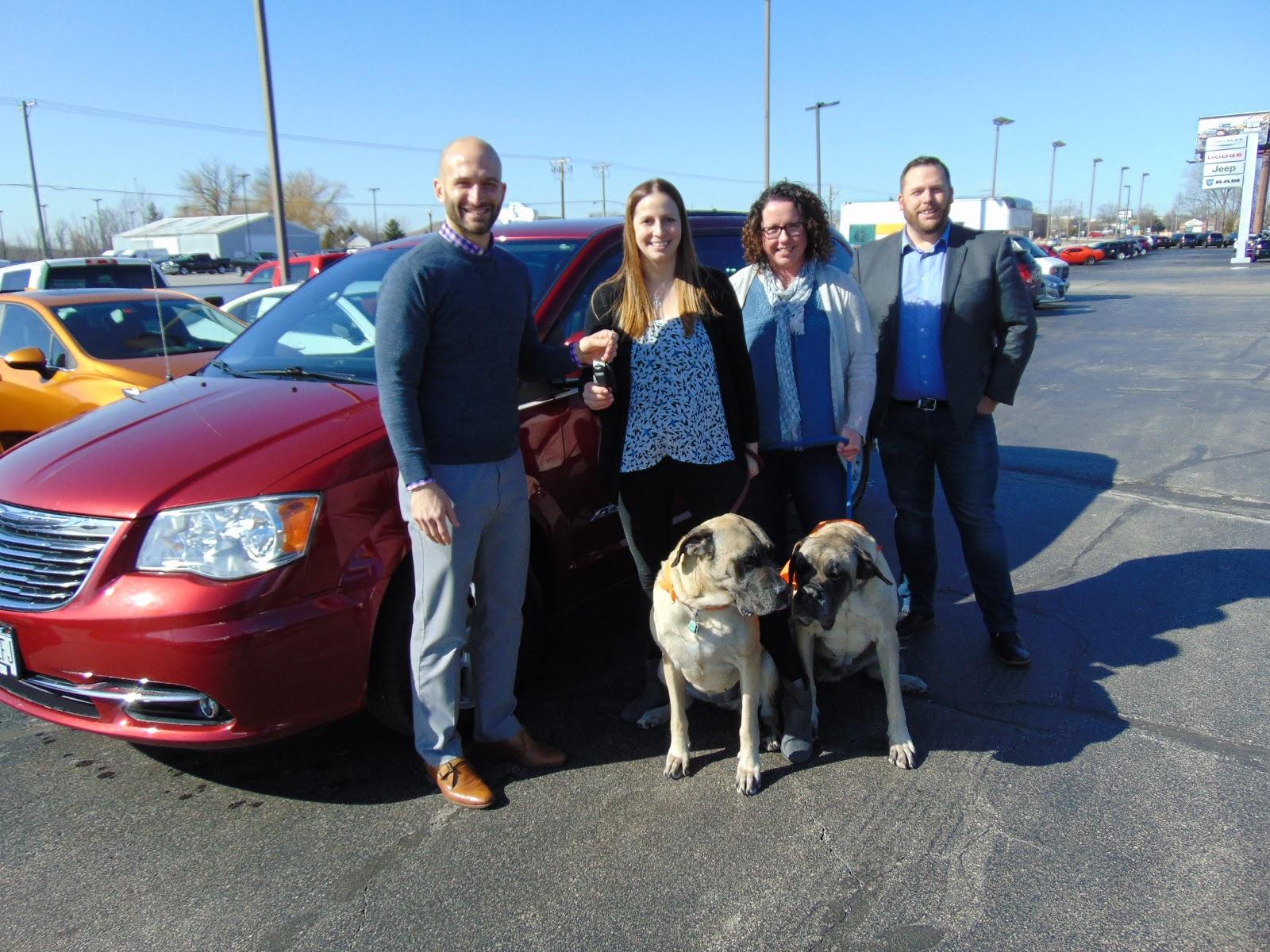 Sheboygan County Budget Auto >> Van Horn Auto Group Blog: Van Horn Donates Van to Sheboygan County Humane Society