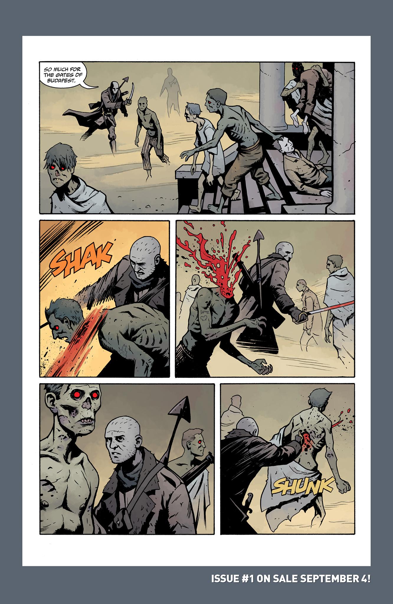 Read online Abe Sapien comic -  Issue #5 - 30
