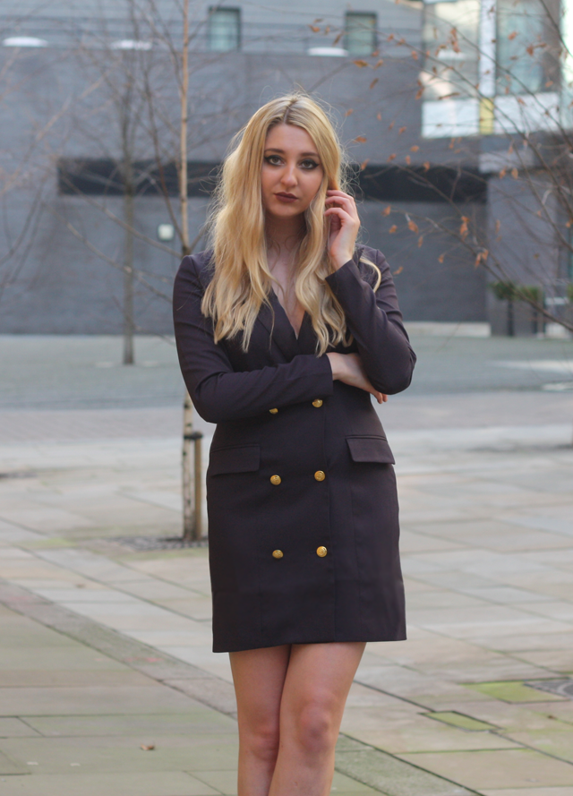 how to style military dress uk blog missguided