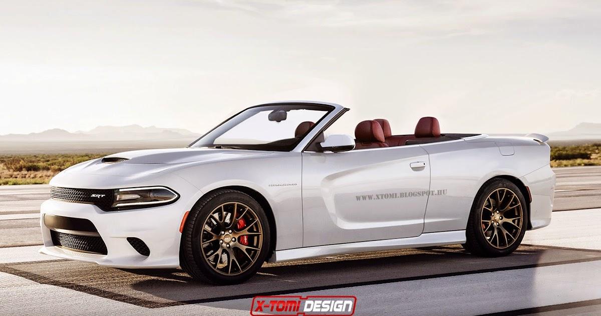 X-Tomi Design: Dodge Charger SRT Hellcat Convertible