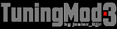 gta sa san tuning mod v3 tm3 tmv3 logo