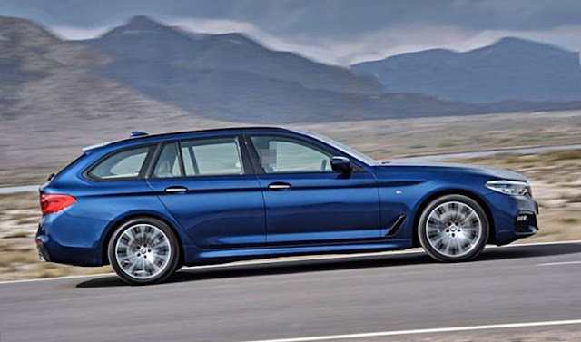 2018 BMW 530d Touring Euro-Spec Review