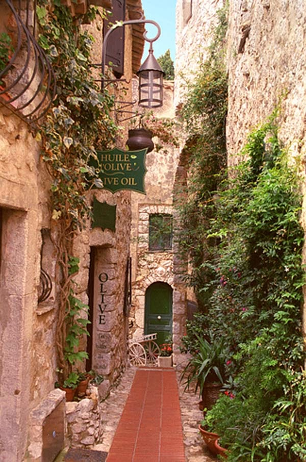 13.) Eze, French Riviera - Welcome To The 19 Most Charming Places On Earth. They're Too Perfect To Be Real.