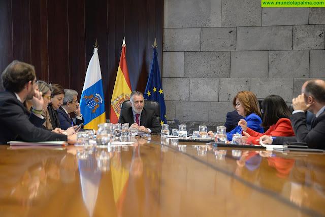 El Gobierno dispone el gasto de más de 3,5 millones de euros para contratar la redacción de ocho proyectos y ejecutar obras de carreteras en varias islas