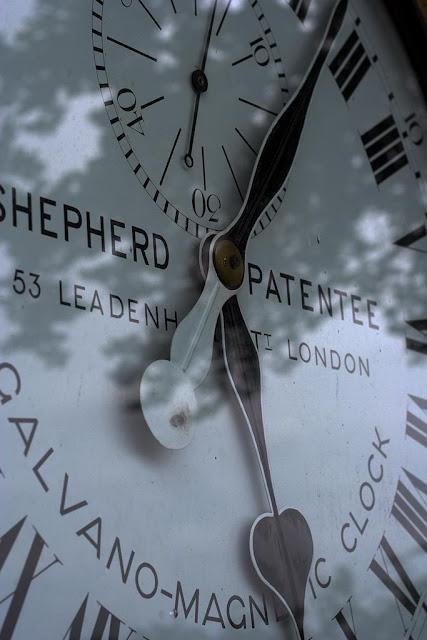 La Terra Australis y el cálculo de la longitud: Reloj del Real Observatorio de Greenwich