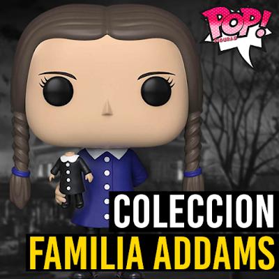 Lista de figuras Funko POP La familia Addams