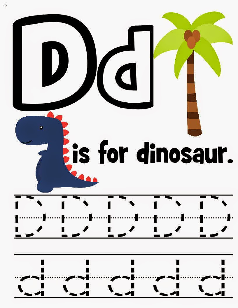 dinosaur preschool printables learning to be a mom. Black Bedroom Furniture Sets. Home Design Ideas