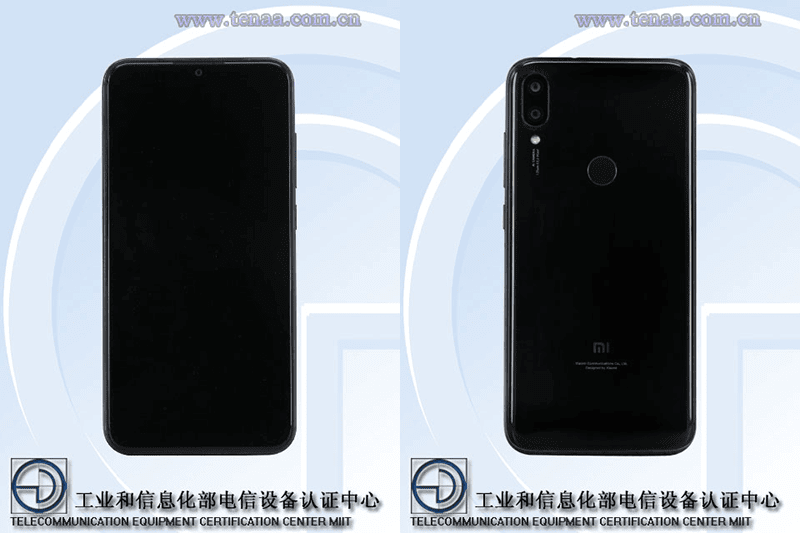Xiaomi Redmi 7 spotted on TENAA to come with up to 6GB RAM