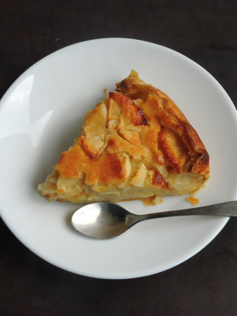 Far Breton Tart, Apple Far Breton Tart
