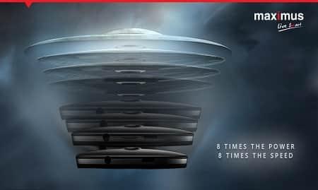 Maximus IX UFO Smartphone