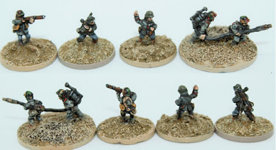 1st place: WWI Germans, by Forez42 - wins £40 Pendraken credit!