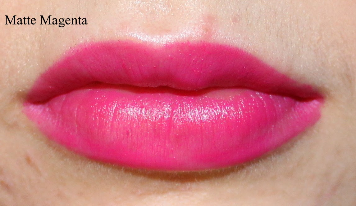 Clinique Long Last Soft Matte Lipstick Magenta