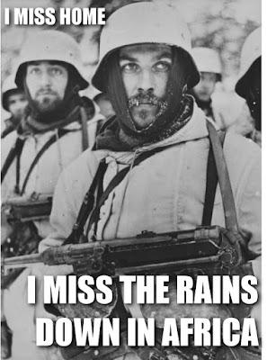 I miss the rains meme
