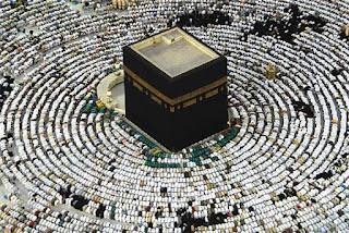 Ibadah Haji sumber foto deviagamaislam