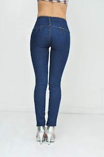 Venta de Jeans Stretch de mayoreo Varatos levanta pompa levanta colita