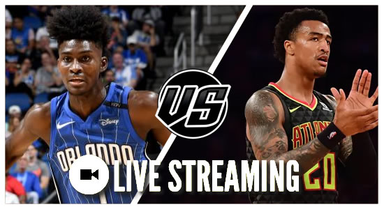 Live Streaming List: Orlando Magic vs Atlanta Hawks 2018-2019 NBA Season