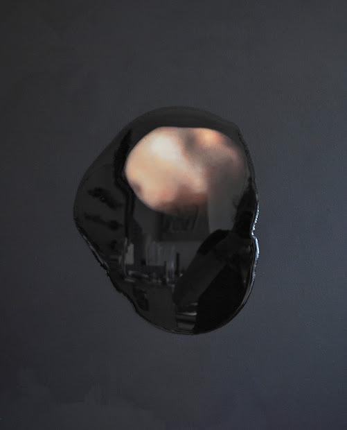 Francine Leclercq Narcissus' Knee Caravaggio