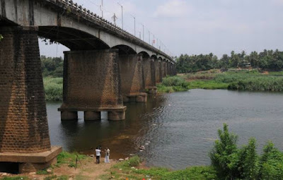 Kerala's River Periyar Witnesses Decolourisation