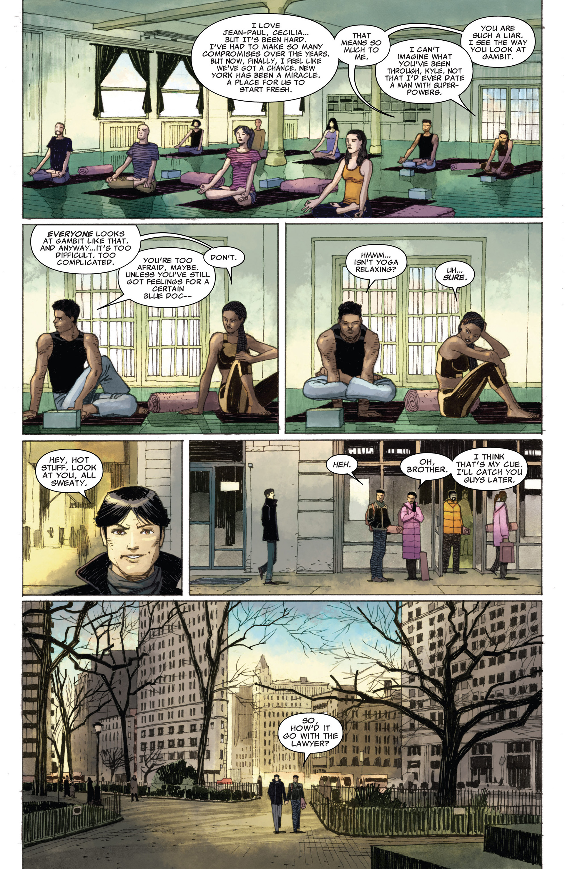 Read online Astonishing X-Men (2004) comic -  Issue #59 - 7