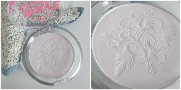 essence Wave Goddess Limited Edition highlighter powder 1