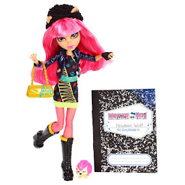 MH 13 Wishes Howleen Wolf Doll