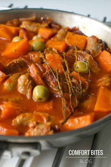 Toulouse Sausage Stew