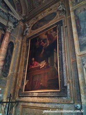 San Giovanni Fiorentini sao jeronimo penitencia - São João dos Florentinos