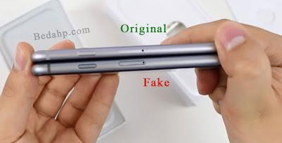 13 Cara Membedakan Iphone 6 asli Atau Palsu/Fake