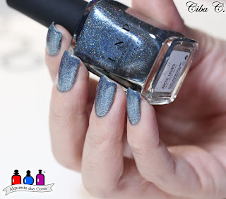 ILNP New Year's Collection, ILNP, Arctic Lights, Cebella, Sugar Bubbles, SB051, SB031, Alquimia das Cores,