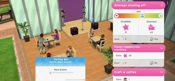 Cara Main The Sims Mobile di Android