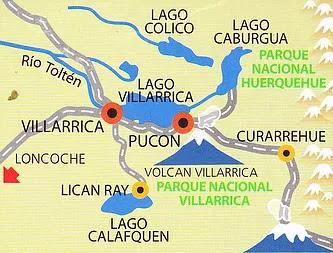 Onde ficar em Pucón, no Chile