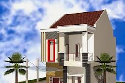 Terbaik Contoh Model Rumah Minimalis 2 Lantai Type 36