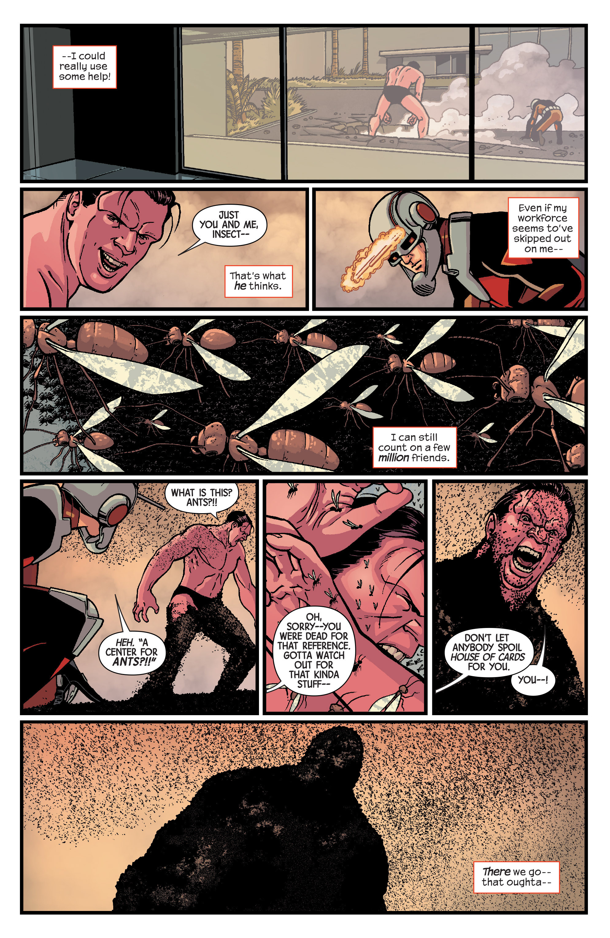 Read online Ant-Man comic -  Issue #5 - 12