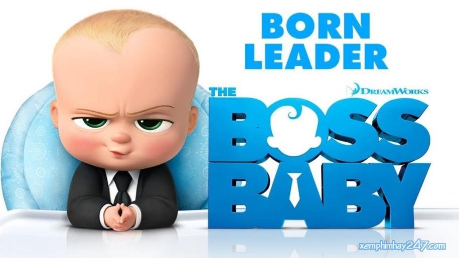 http://xemphimhay247.com - Xem phim hay 247 - Nhóc Trùm (2017) - The Boss Baby (2017)