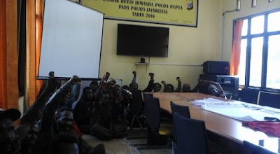 Polisi Tangkap Puluhan Anggota KNPB di Wamena