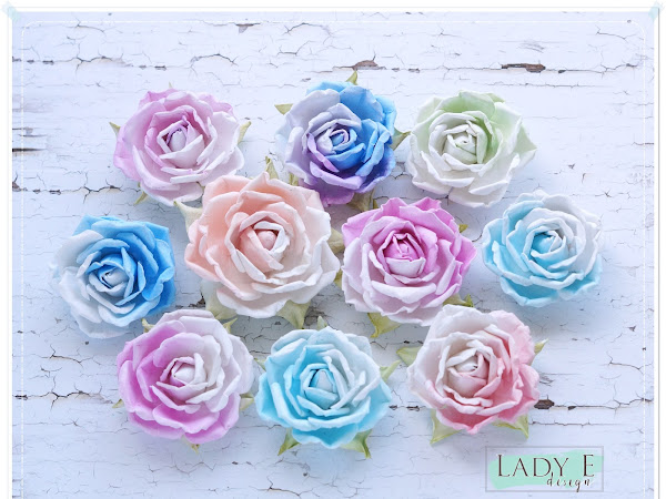 Perfect Paper Roses Video Tutorial