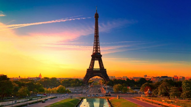 visit paris on winter