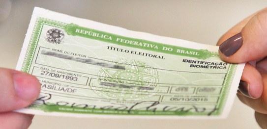 Mensagem sobre multa para quem não fizer biometria é falsa