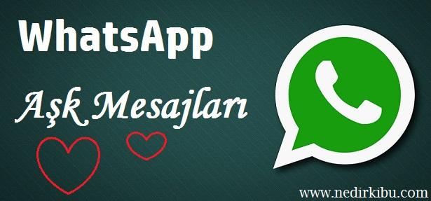 WhatsApp Aşk Mesajları, WhatsApp Aşk Durum Mesajları, WhatsApp Sevgi Sözleri