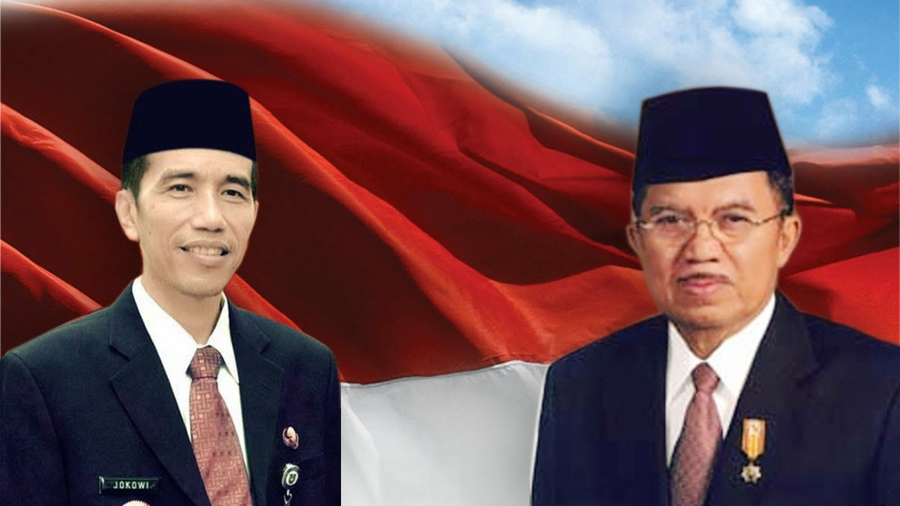 Hasil gambar untuk gambar presiden dan wakil presiden