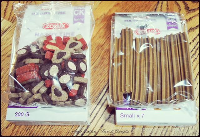 Snack cani Zolux Italia collaborazione 2